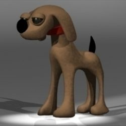 Cartoon Dog ( 34.96KB jpg by epicsoftware )
