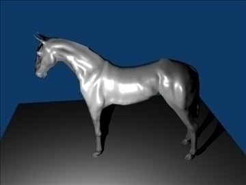 horse v3 3d model max 91708