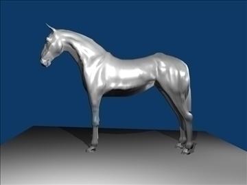 horse v3 3d model max 91712