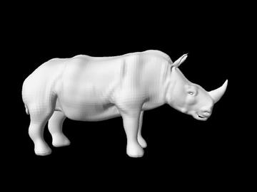 rhino 2 3d model obj 107288
