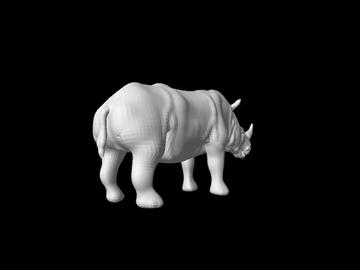 rhino 2 3d model obj 107289
