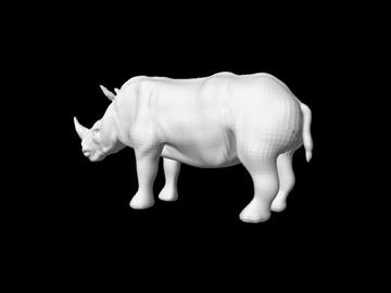rhino 2 3d model obj 107290