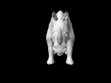 rhino 2 3d model obj 107291