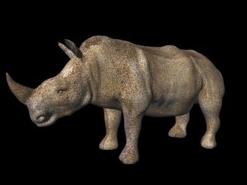 rhino 2 3d model obj 107293
