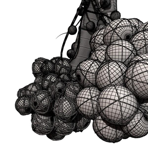 3D Model Alveoli Anatomy 3d model max fbx obj 132327