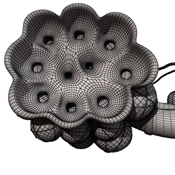 3D Model Alveoli Anatomy 3d model max fbx obj 132328