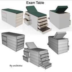Exam Table ( 274.36KB jpg by uncle808us )
