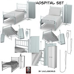 Hospital Set ( 285.64KB jpg by uncle808us )