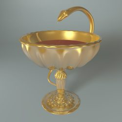 Cup with Snake  ( 134.31KB jpg by Astakhov )