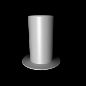 carnival hat.zip 3d model 3ds dxf fbx c4d x obj 94094
