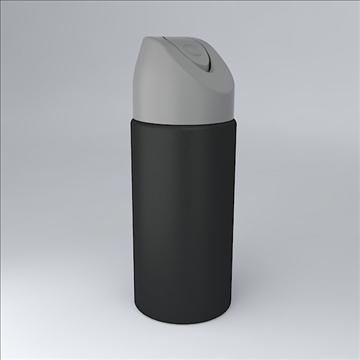 deodorant jar 3d model 3ds 3dm  obj 106881