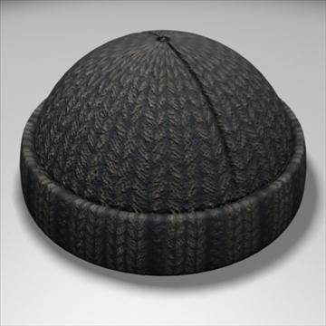 cepure 3d modelis max 92373