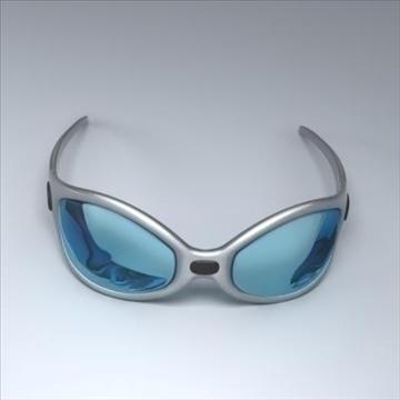 sun glasses 3d model 3ds max fbx obj 103511