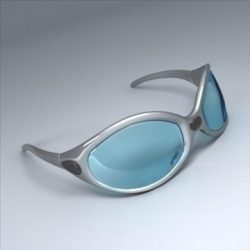 Sun Glasses ( 42.18KB jpg by 3DGL )