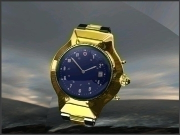 watch 3d model ma mb 80491