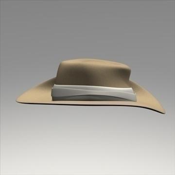 australian hat.zip 3d model 3ds dxf fbx c4d x obj 93235