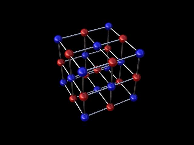 Molecule 3d model max 123269