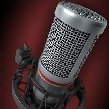 akg c 2000 b microphone 3d model 3ds max fbx obj 80768