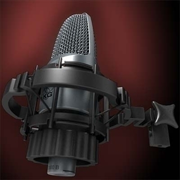 akg c 3000 b mikrofon 3d model 3ds max fbx obj 81247