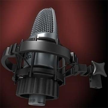 akg c 3000 b mikrofons 3d modelis 3ds max fbx obj 81247