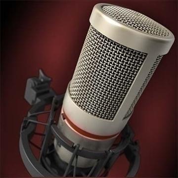 akg c 4000 b mikrofon 3d model 3ds max fbx obj 80776