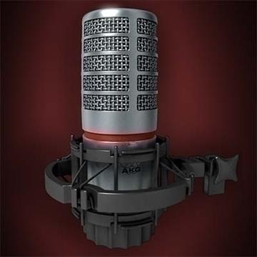 akg c 4500 b-bc mikrofons 3d modelis 3ds max fbx citi obj 80759
