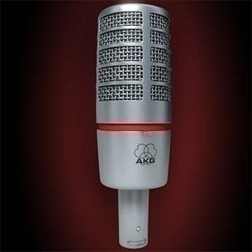akg c 4500 b-bc mikrofons 3d modelis 3ds max fbx citi obj 80764