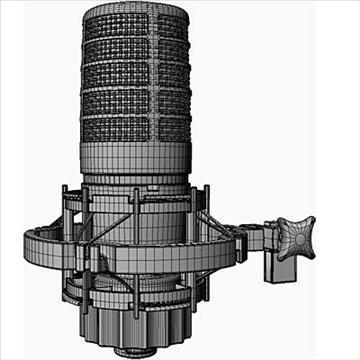 akg c 4500 b-bc mikrofons 3d modelis 3ds max fbx citi obj 80765