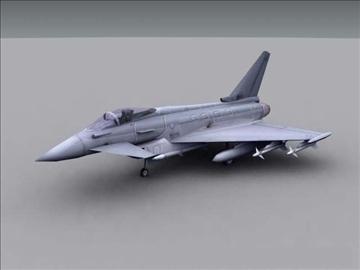 efa typhoon_ 3d model 3ds max 99482