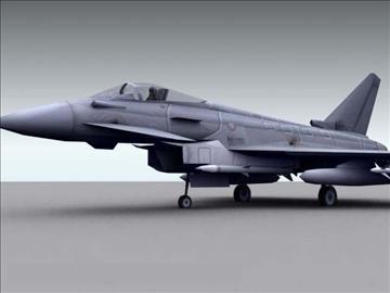 efa typhoon_ 3d model 3ds max 99483