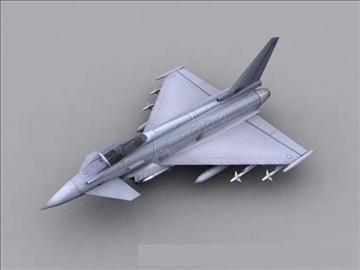 efa typhoon_ 3d model 3ds max 99484