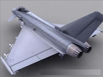 efa typhoon_ 3d model 3ds max 99485
