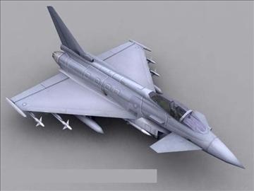 efa typhoon_ 3d model 3ds max 99487