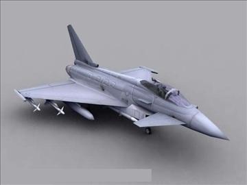 efa typhoon_ 3d model 3ds max 99488
