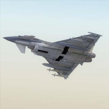 efa typhoon_ 3d model 3ds max 99489