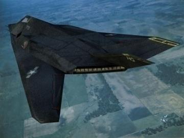 f-117 3d model 3ds lwo 78179