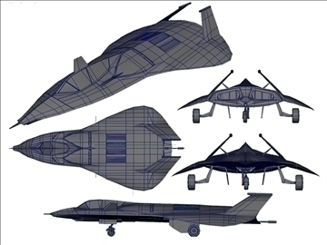 F19 Stealth Fighter ( 56.64KB jpg by Solo_Powers )