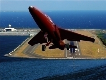 gnat red arrows livery 3d model 3ds max 79450