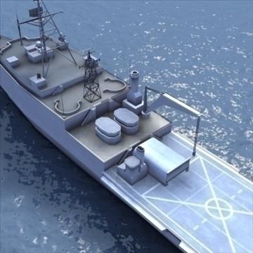 lpd 4 amphibious assault ship 3d model 3ds max lwo ma mb hrc xsi texture obj 99718