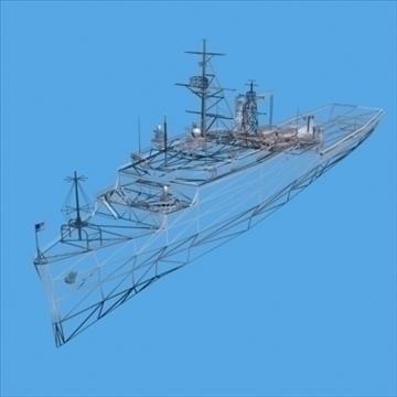lpd 4 amphibious assault ship 3d model 3ds max lwo ma mb hrc xsi texture obj 99721