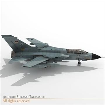 military airforce jet 3d model 3ds dxf c4d obj 104774