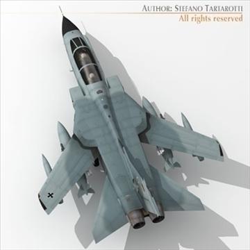 military airforce jet 3d model 3ds dxf c4d obj 104778