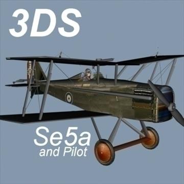 se5a 3d líkan 3ds 79058