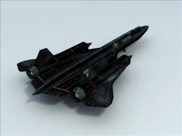 sr71 blackbird_game 3d model max 99568