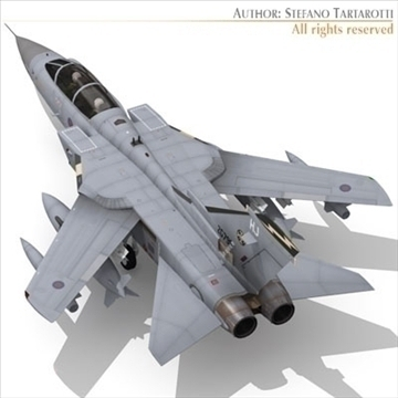 tornado airplane 3d model 3ds dxf c4d obj 104849