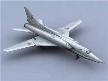 tu22 bomber_game 3d model 3ds max lwo hrc xsi 99569