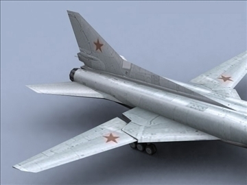 tu22 bomber_game 3d model 3ds max lwo hrc xsi 99572