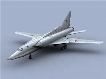 tu22 bomber_game 3d model 3ds max lwo hrc xsi 99573
