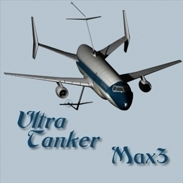 ultra tanker 3d model max 95894