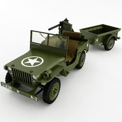 Willys Jeep Collection ( 177.78KB jpg by Plutonius )